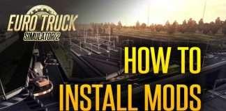 PS3 | Euro Truck Simulator 2 Mods