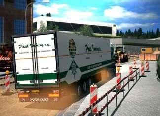 Frankfurt Rebuild v2.2 - Euro Truck Simulator 2 Mod