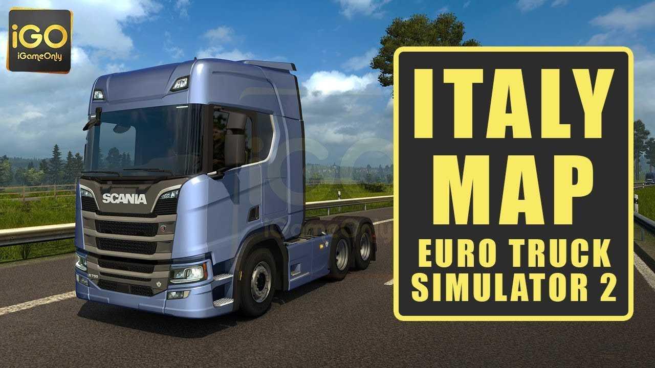 euro truck simulator 2 italia dlc game play euro truck. Black Bedroom Furniture Sets. Home Design Ideas