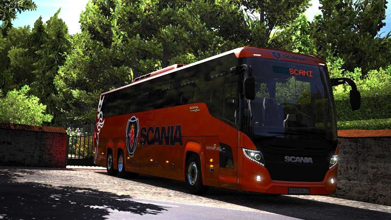 scania touring bus euro truck simulator 2 mod euro. Black Bedroom Furniture Sets. Home Design Ideas