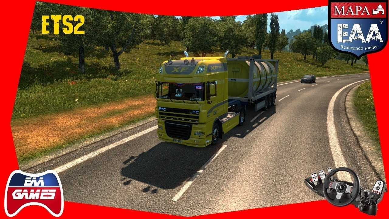 ets2 brasil | Euro Truck Simulator 2 Mods
