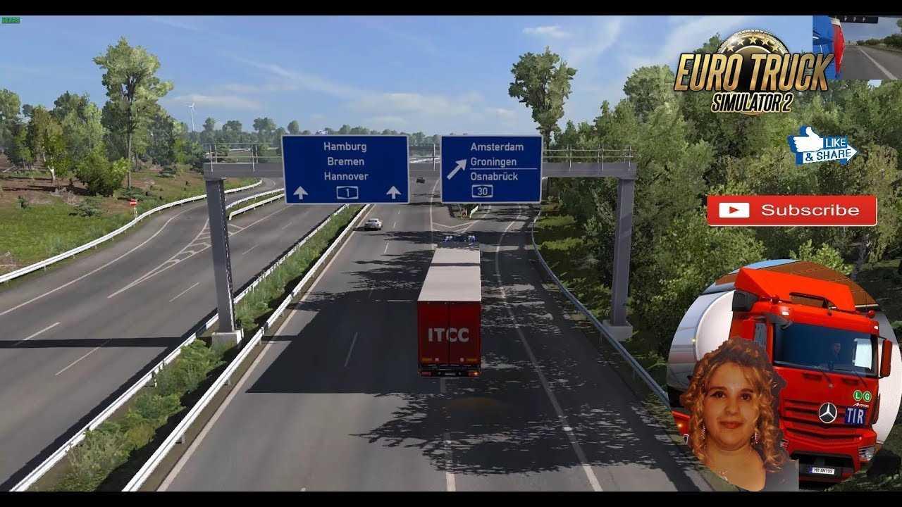 crack uk truck simulator 1.32