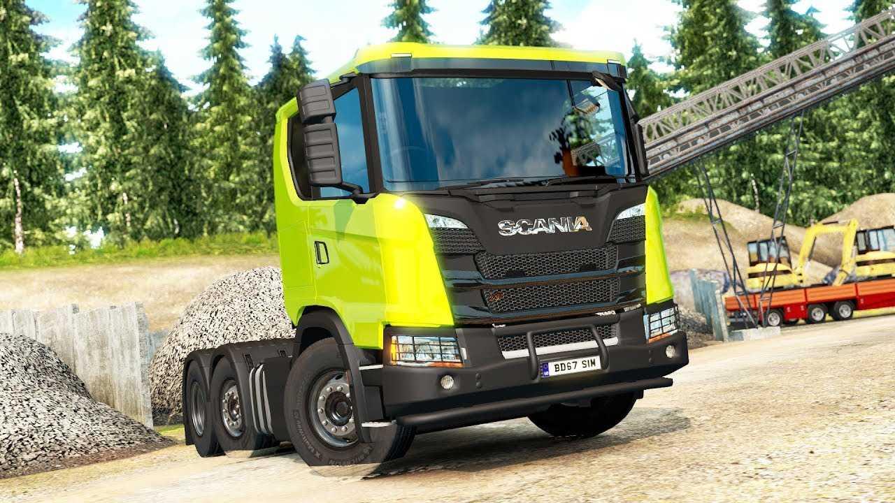 ets2 beyond the baltic sea | Euro Truck Simulator 2 Mods
