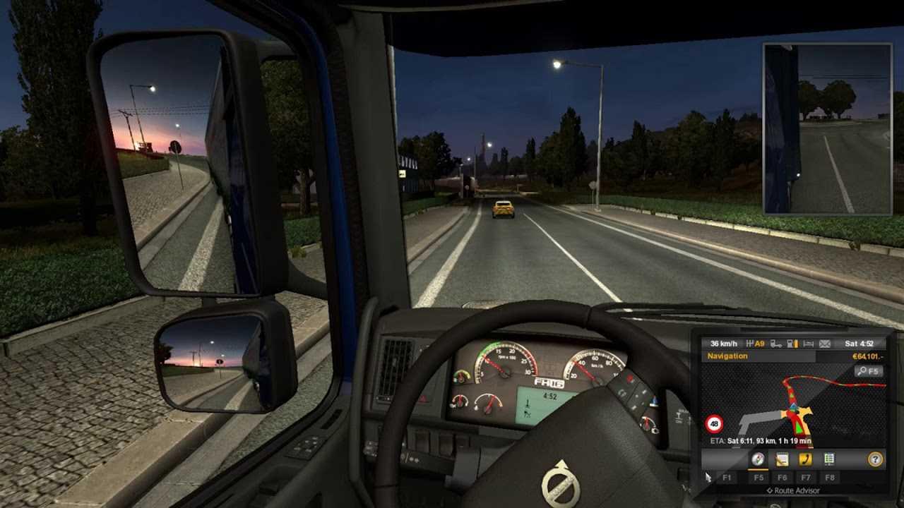 Video | Euro Truck Simulator 2 Mods | Page 46
