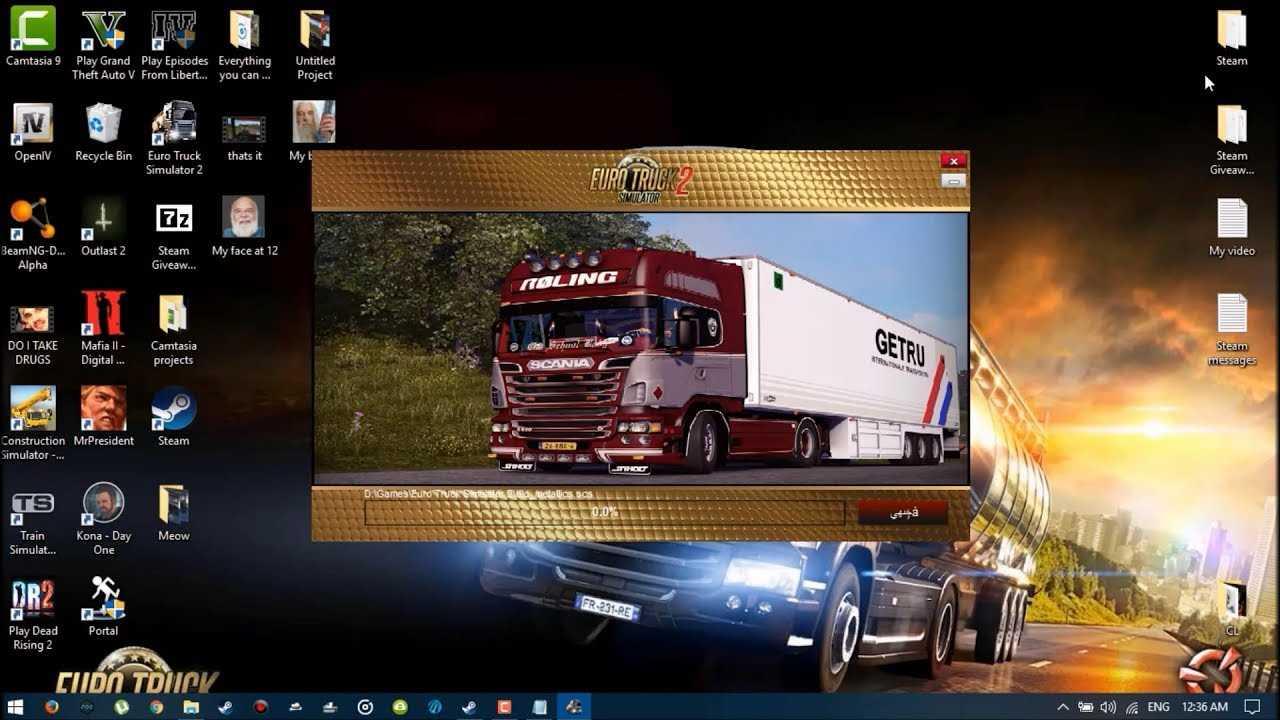 Pin on euro truck simulator 2.