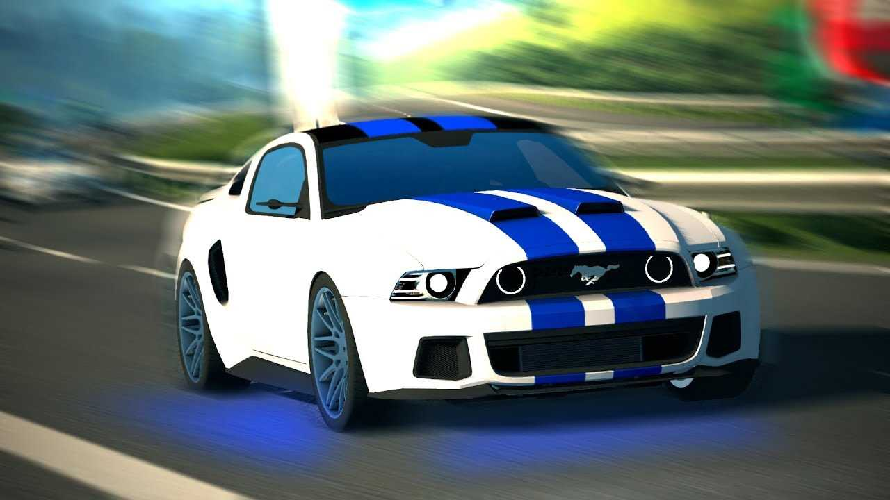 need for speed ford mustang euro truck simulator 2 mod. Black Bedroom Furniture Sets. Home Design Ideas