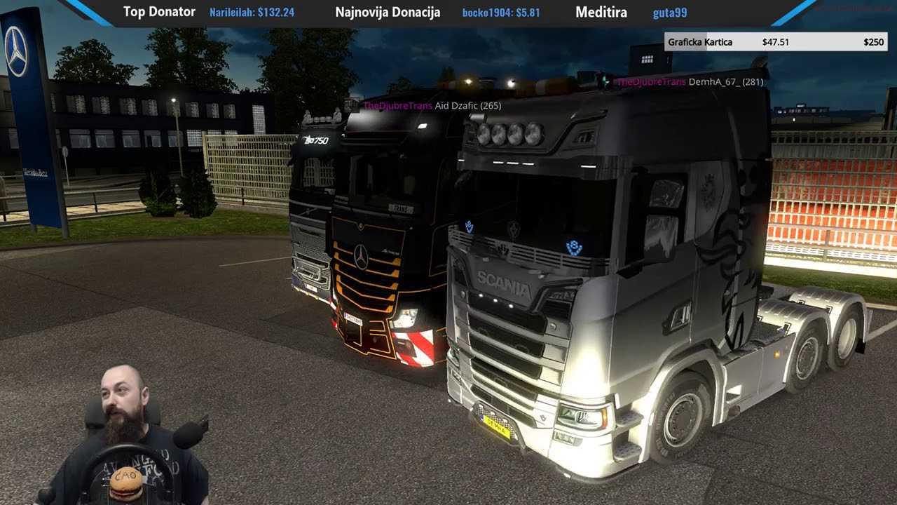 Video | Euro Truck Simulator 2 Mods | Page 54