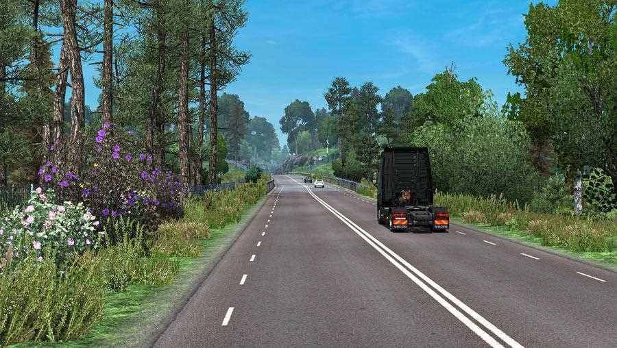 New Summer Environment and Vegetation v2.8 1.32