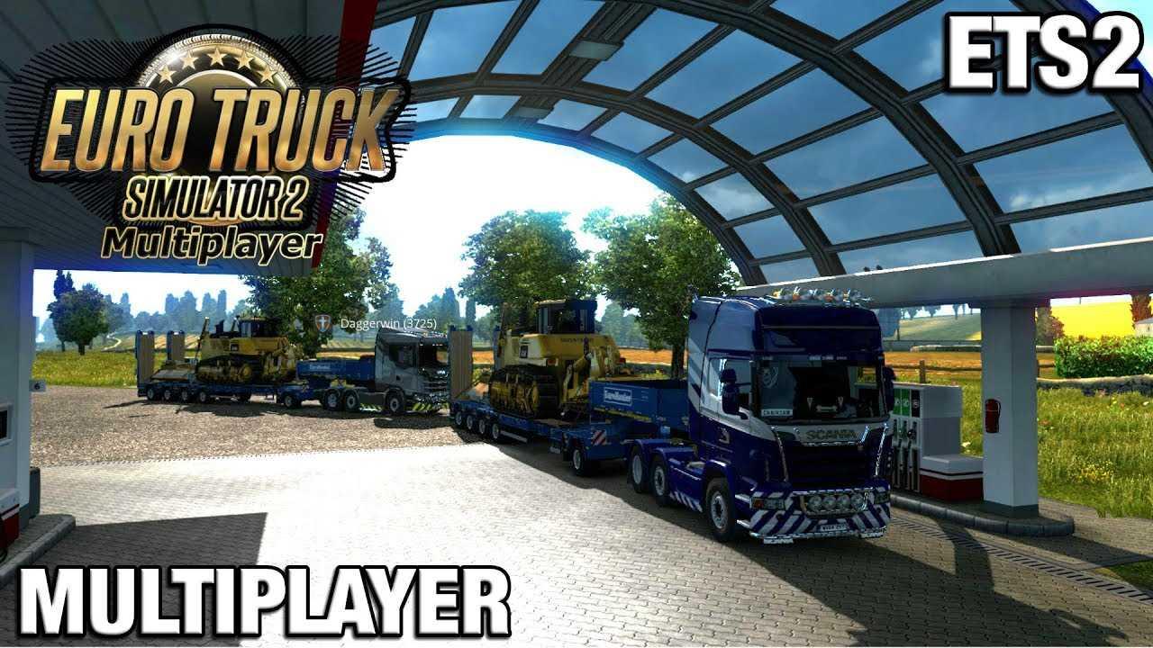 Video | Euro Truck Simulator 2 Mods | Page 253
