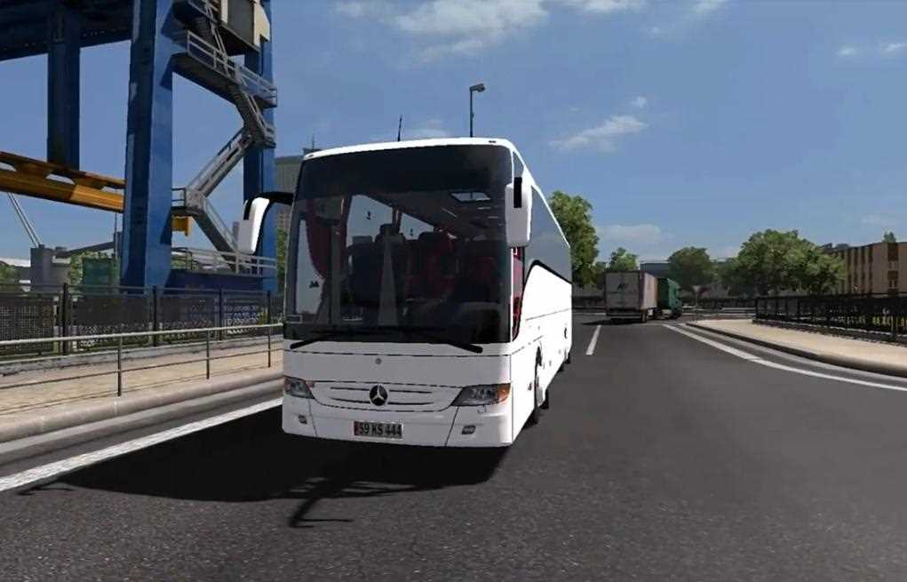 MERCEDES BENZ TOURISMO 15RHD V1 0 BUS MOD | Euro Truck