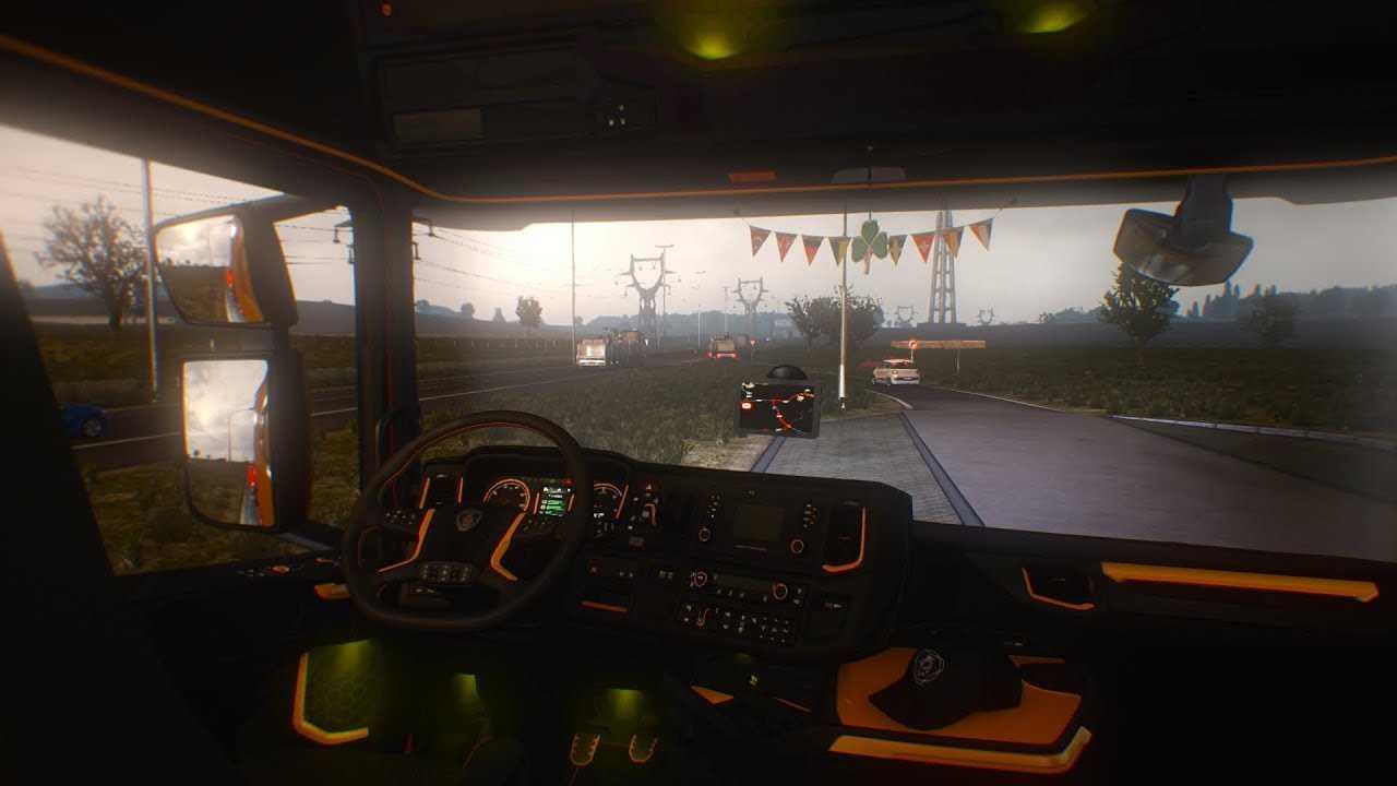 Seat Skins For Trucks >> Pneumatic Seat v1.1 – Euro Truck Simulator 2 Mod | Euro Truck Simulator 2 Mods