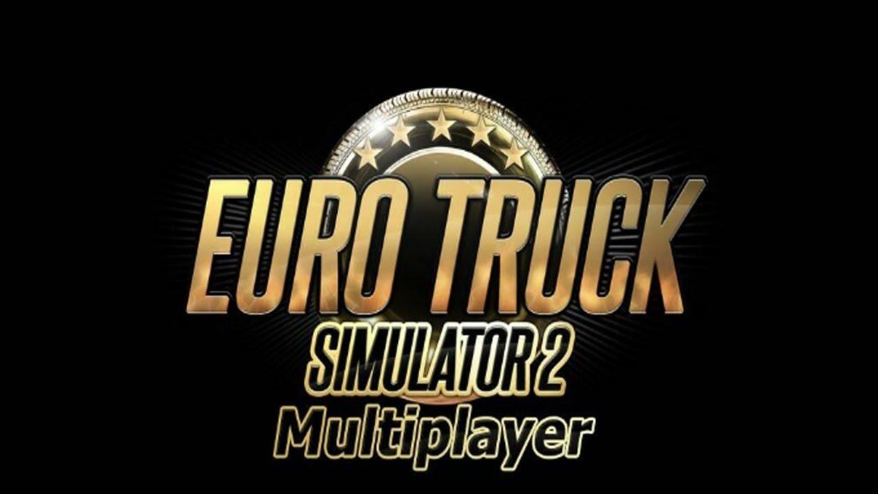стрим 7 - ETS2 - Multiplayer Конвой
