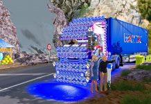 🔴 บรรทุกไทย ไฟต้องรอบคัน ISUZU  - Euro Truck Simulator 2 #203 [Note Nueng]