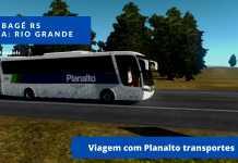 ► ETS2 ◄ Planalto de Bagé RS para Rio Grande RS - 1.37