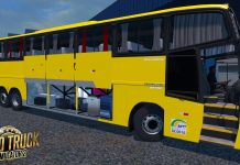 ETS 2 | Mod Bus | Kaissara | Marcopolo GV 1150 Scania K113
