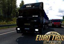 ETS Mods 1.39: OPEN BETA | Iveco Turbostar – Beta 1.2 (1.39) Euro Truck Simulator 2