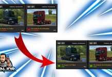 ETS2 (1.38) Rendre COMPATIBLE Scania RJL + Scania T RJL sur Euro Truck Simulator 2 version 1.38 + !