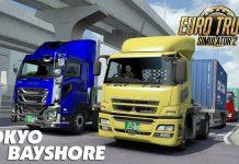 Euro Truck Simulator 2 - Isuzu Giga - Tokyo Bayshore | ETS2 Mods 1.37