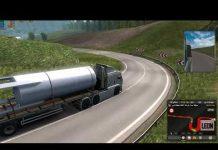 Euro Truck Simulator 2 -  kamaz АЗ-6460 - 190 KMH