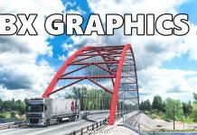 JBX Graphics 2 v1.6.7.3 | Euro Truck Simulator 2 Mod [1.38]