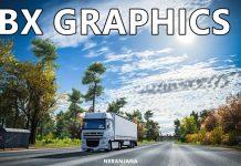 JBX Graphics 2 v1.6.7.3.1 | Euro Truck Simulator 2 Mod [1.38]