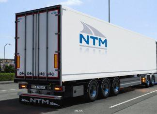 NTM Semi/Full-Trailers v2.2 - Euro Truck Simulator 2 Mod