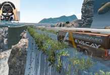 Scania Thrilling Bus driving | Euro truck simulator 2 Bus mod | LogitechG29 + Shifter | ETS2 mod