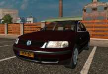 Volkswagen Passat Highline 1.9 ETS2 MODS
