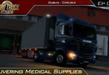 Delivering Medical Supplies | Euro Truck Simulator 2 - Promods | #066