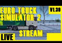 EURO TRUCK SIMULATOR 2 - A JE TU ZIMA - DO VŠECH KOUTŮ SVĚTA 4 - TO ALL CORMERS OF THE WORLD 4