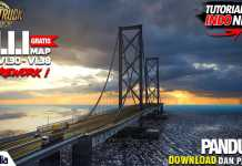 MAP MII ETS2 REBOISASI REBUILD REWORK ETS2 V1.30 - V1.38 GRATIS !! | MOD ETS2 INDONESIA