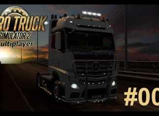 Euro Truck Simulator 2 🚚 #001 • Heute fahren wir ordentlich • TruckersMP / ProMods