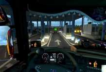 1000 Kms complete Time-Lapse with #logitechG29 steering Wheel || Euro Truck Simulator 2