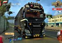 Euro Truck Simulator 2 (1.39) DAF XF 106 530 Ragnar Hulshof V.I.P. by Nikola Trucks + DLC's & Mods
