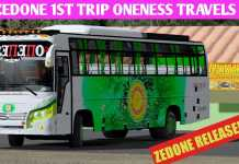 Zedone Body Code Released ||Oneness Travels || ETS 2 Zedone Mod| Ets2 Bus Mod|| Bus Driving